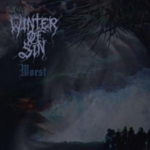 Winter of Sin - Woest cover art