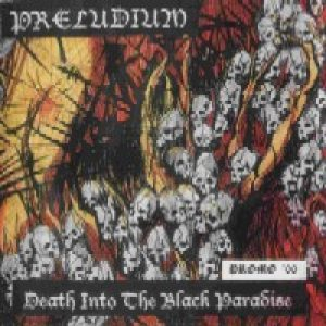 Preludium - Death into the Black Paradise cover art