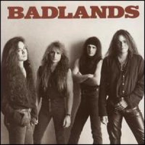 Badlands - Badlands cover art
