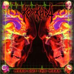 Konkhra - Weed Out the Weak cover art