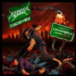 Bonded By Blood - Extinguish the Weak cover art