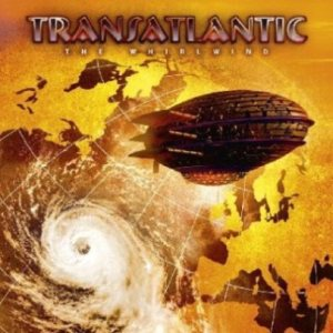 Transatlantic - The Whirlwind cover art