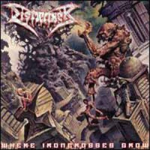 Dismember - Where Ironcrosses Grow cover art