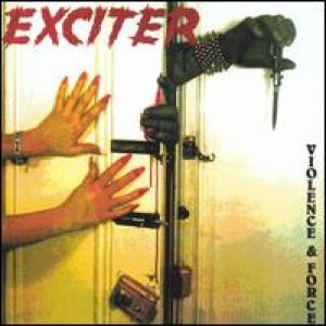 Exciter - Violence and Force cover art