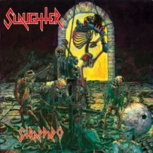 Slaughter - Strappado cover art