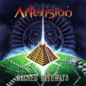 Artension - Sacred Pathways cover art