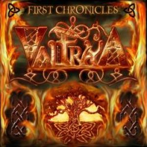 Valfreya - First Chronicles cover art