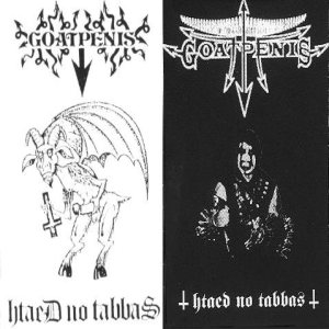 GoatPenis - Htaed No Tabbas cover art