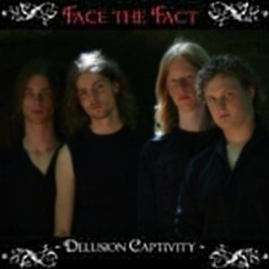 Face the Fact - Delusion Captivity cover art