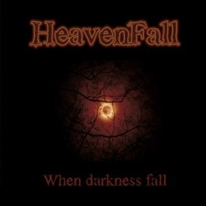 HeavenFall - When Darkness Fall cover art