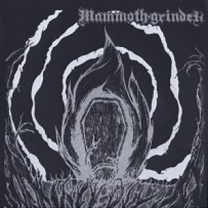 Mammoth Grinder - Obsessed With Death cover art