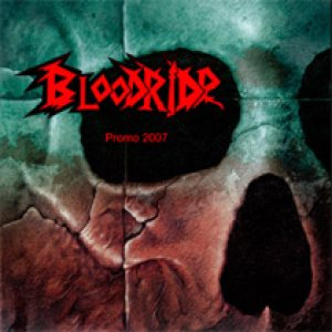 Bloodride - Promo 2007 cover art