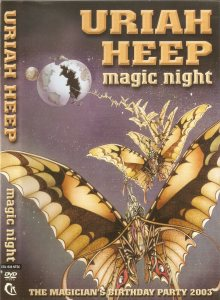 Uriah Heep - Magic Night cover art