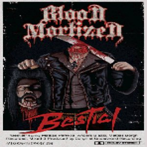 Blood Mortized - Bestial cover art