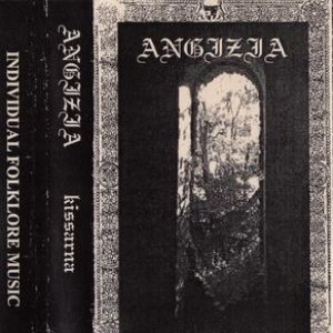 Angizia - Kissarna cover art