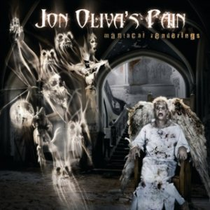 Jon Oliva's Pain - Maniacal Renderings cover art