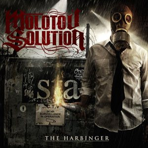 Molotov Solution - The Harbringer cover art