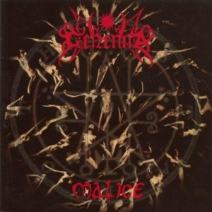 Gehenna - Malice (Our Third Spell) cover art
