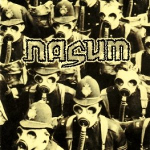 Nasum - Cover 7 cover art