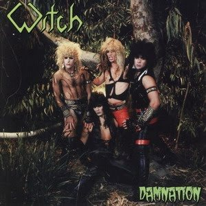 Witch - Damnation cover art
