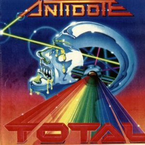 Antidote - Total cover art