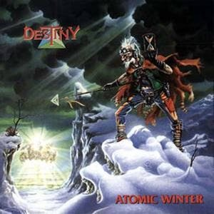 Destiny - Atomic Winter cover art