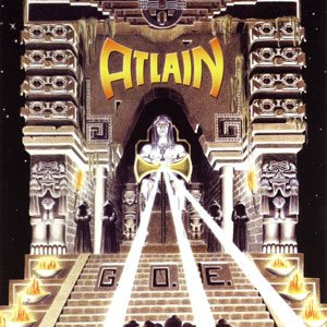 Atlain - G.O.E. cover art