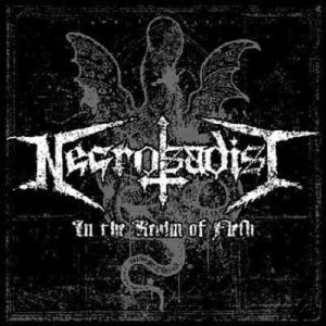 Necrosadist - In the Realm of Flesh cover art