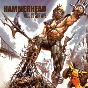Hammerhead - Will to Survive cover art