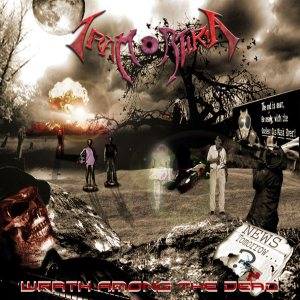 Tramortiria - Wrath Among the Dead cover art