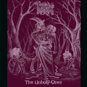 Throneum - The Unholy Ones cover art