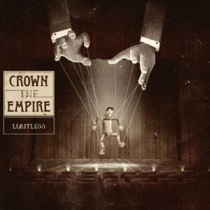 Crown the Empire - Limitless cover art