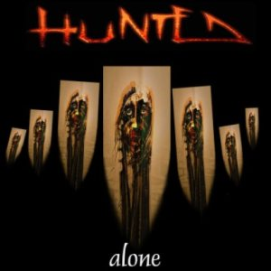 Hunted - Alone cover art