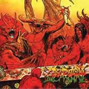 Abaddon Incarnate - The Last Supper cover art