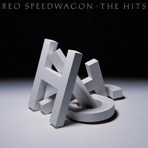 REO Speedwagon - The Hits cover art