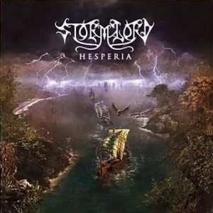 Stormlord - Hesperia cover art