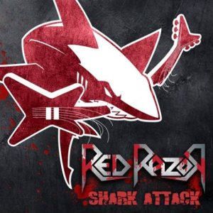 Red Razor - Shark Attack cover art