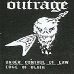 Outrage - Demo cover art