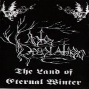 Into Desolation - The land of eternal winter cover art
