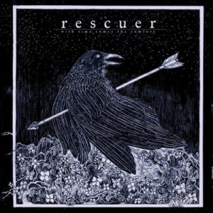 Rescuer - With Time Comes the Comfort cover art