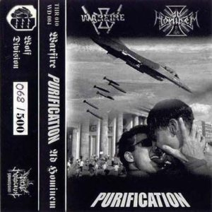 Warfire / Ad Hominem - Purification cover art