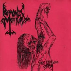 Demonic Mortuary - Thirst for Fucking Carnage cover art