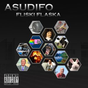 Asudifo - Fliski Flaska cover art