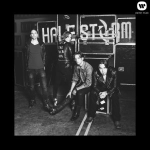Halestorm - Into the Wild Life cover art