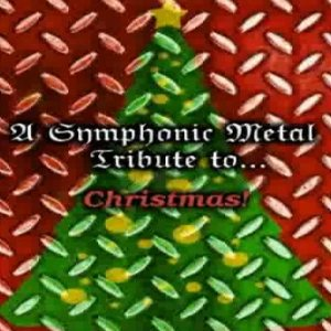 The L-Train - A Symphonic Metal Tribute to Christmas cover art
