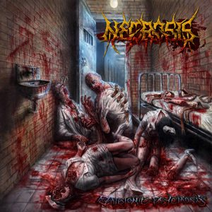Necrosis - Catatonic Psychosis cover art