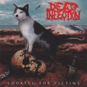 Dead Infection / Parricide - Looking for Victims / the Idealist cover art