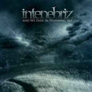 In Tenebriz - ...and We Fade in Storming Sky cover art