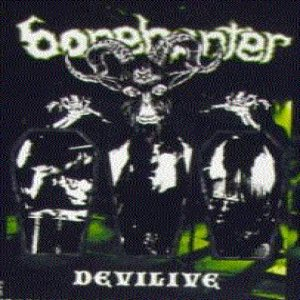 Bonehunter - Devillive cover art