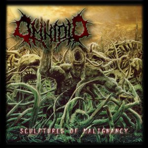 Omnioid - Sculptures of Malignancy cover art